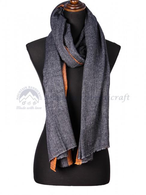 Yak Wool Poncho Handmade in Nepal Warm Woollen Outer Soft Warp Cardigan 3