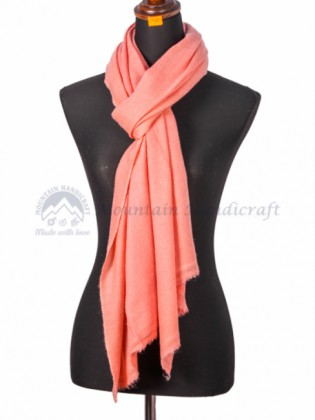 Bright Pink Cashemere Colorshawl (MHCS04)