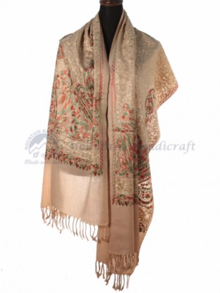 Floral Ring Designed Shawl (MHRDS03)