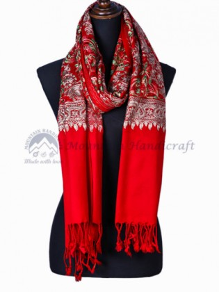 Himalayan Exclusive Embroidered Shawl (MHES10)